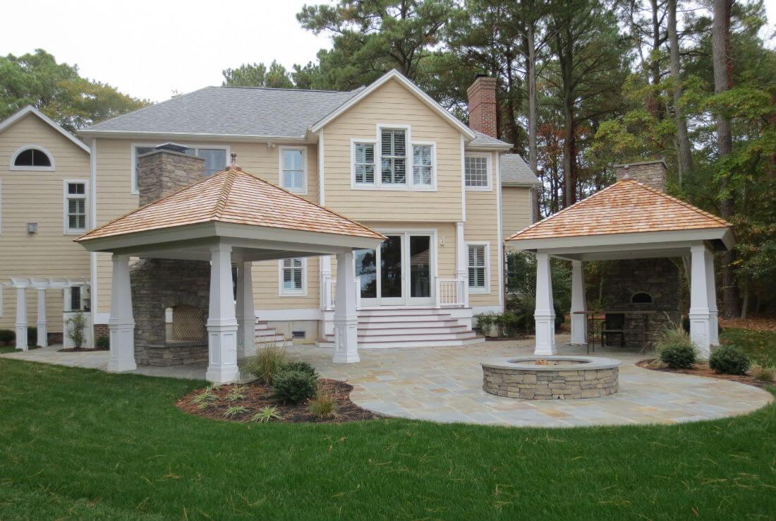 Decks_Outdoor_Living_Mills_Creek_Builders_Ocean_City_Maryland